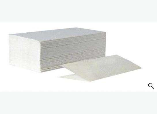 Бумажные полотенца листовые