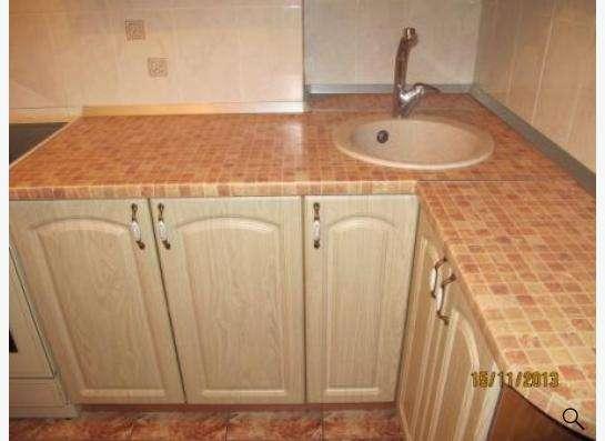 Надоел старый кухонный гарнитур? Не спешите заказывать новый в Новосибирске Фото 4
