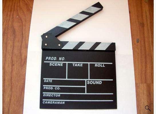 Кинохлопушка режиссёрская