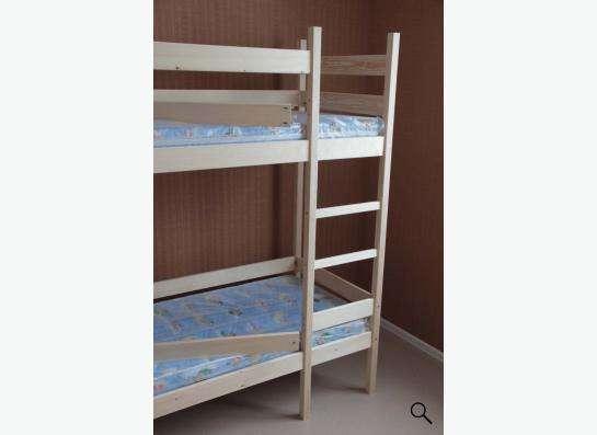 Кровать детская двухъярусная в Новосибирске Фото 3